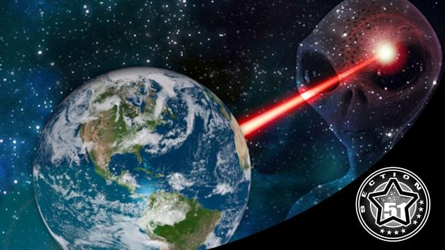 ???? Scientists Want to Use Lasers to Guide Aliens to Earth. What Could Go Wrong ??
