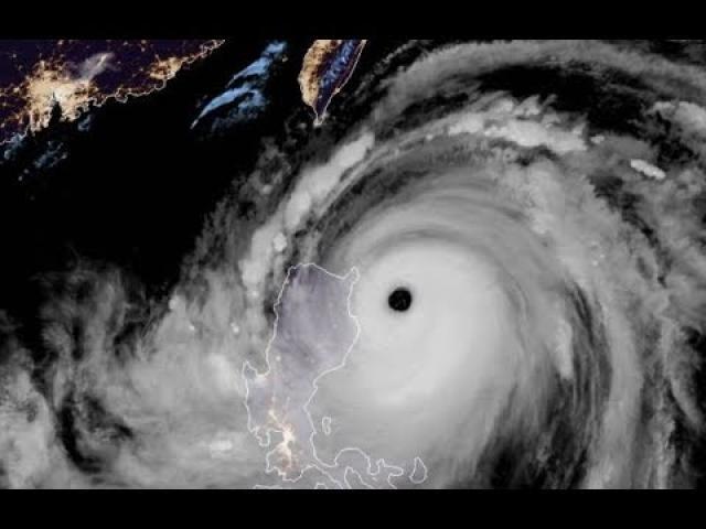 Hurricane Michael - 176 MPH winds so far & strengthening