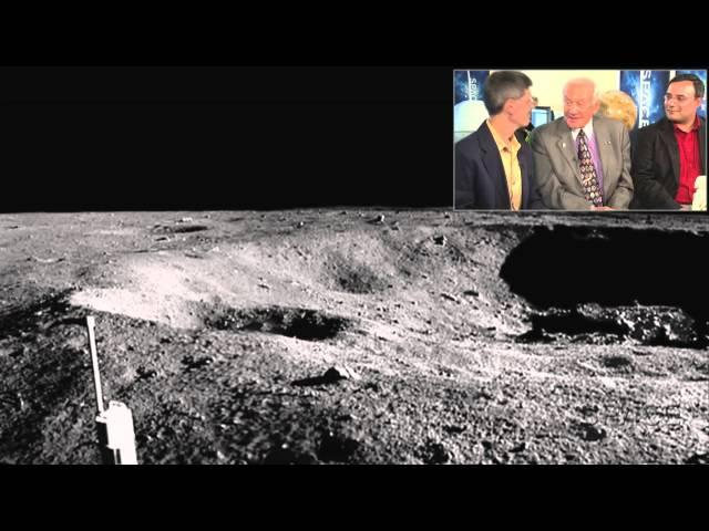 Buzz Aldrin Remembers Moon's 'Magnificent Desolation' | Video