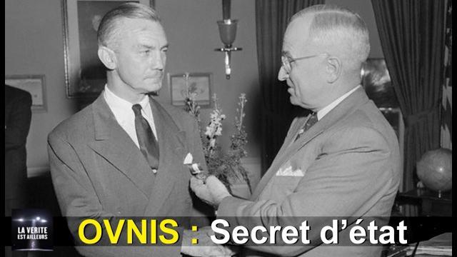 OVNIS : Secret d'état - Les rapports d'enquête de l'US Air Force