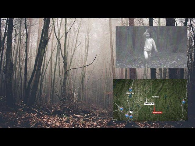 Unidentified 'Ghost' Girl Seen by Remote Camera in Upstate New York