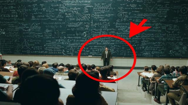 A slacker was 20 minutes late and received two math problems… His solutions shocked his professor.