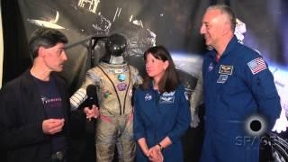 'Gravity's' Astronaut Advisors: Fears and Family Ties In Space | Video