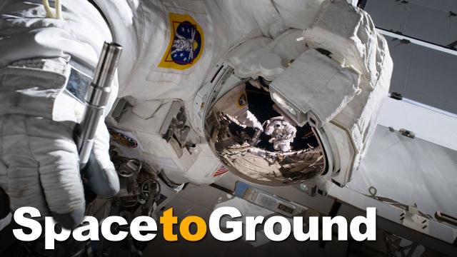 Space to Ground: Upgrading the Station: 01/24/2020