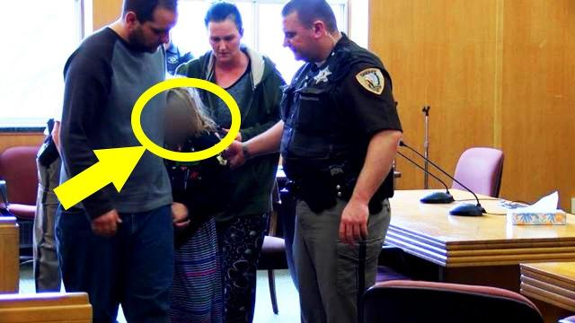 This Ten-Year-Old Girl Is Being Tried as an Adult, You Won't Believe the Reason Why