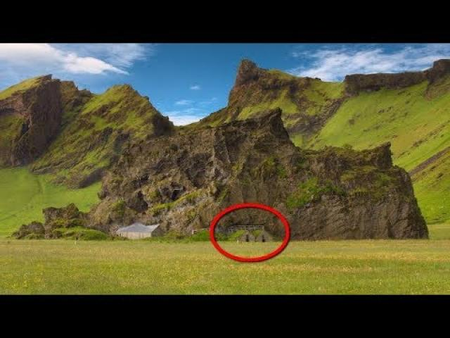 See That Thing On The Side Of The Mountain It's Not At All What You Think
