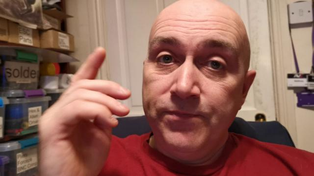 Police visit me re salisbury plain video