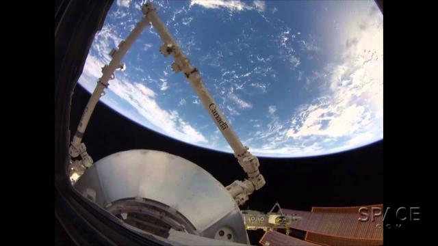 Ballet of Space Station Reconfiguration At 17,000+ MPH | Stunning Time-Lapse Video