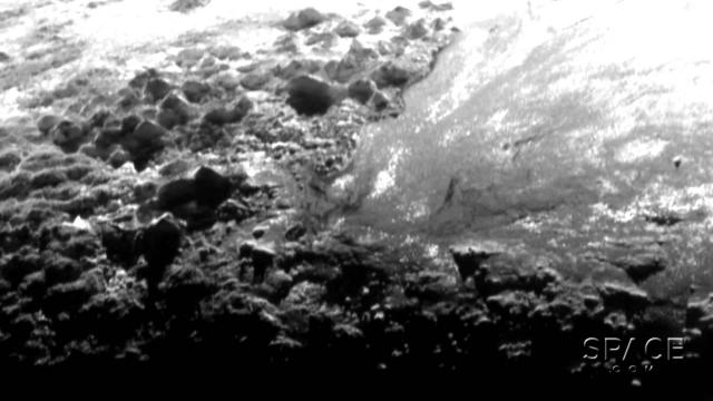 Seeing Pluto's 'Ice-scapes' In A New Light | Video