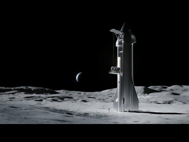 SpaceX Starship, Blue Moon Lander and Others May Deliver Payloads to Moon For NASA