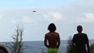 UFO Sightings Huge Flying Metallic Saucer Shaped UFO Mass Eyewitness Costa Rica Dec 23,2012