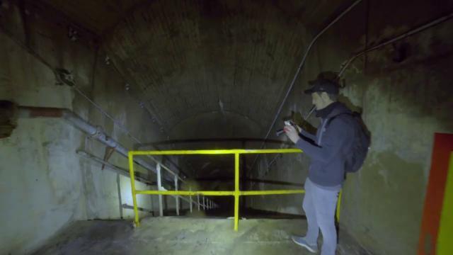 Portsdown Fuel Bunker in Portsmouth 4k FULL EXPLORE