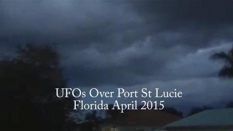 Watch Now! UFO Sightings [Florida Coast] Landing UFO [Hong Kong] April 2015